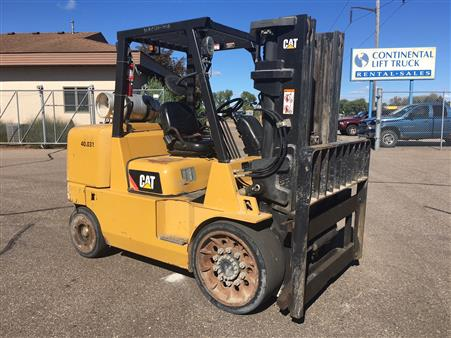 Used Forklifts from Continental Lift Truck  Minnesota